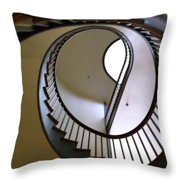 Ascending Grace 1 Throw Pillow