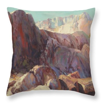 Ascension Throw Pillow