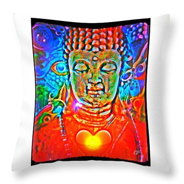 Ascension Wave Throw Pillow