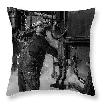 Brian Wilson Throw Pillows