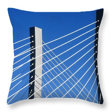 Aspire 2 Throw Pillow by Martin Cline