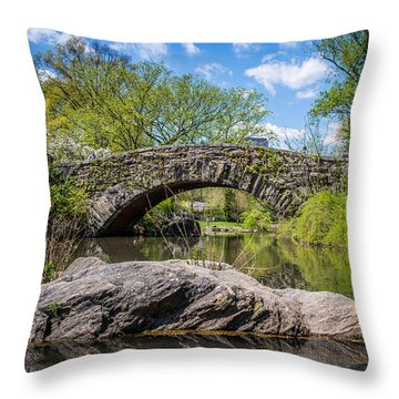 Aspired Throw Pillow