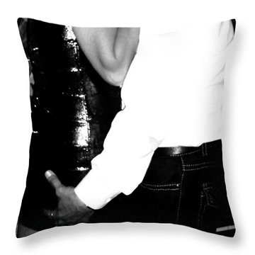 Ass Grabbing........ Throw Pillow