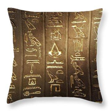 Assassin's Creed Origins Throw Pillow