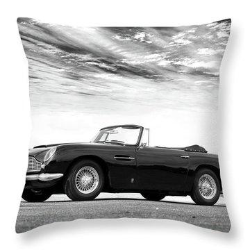 Aston Db5 1964 Throw Pillow