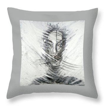 Astral Weeks Throw Pillow by Jarko Aka Lui Grande