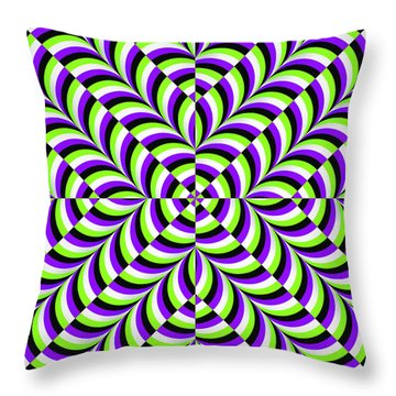 Asu  Breath  Respiro Throw Pillow