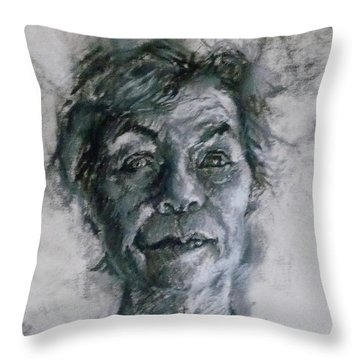 At 70 Throw Pillow