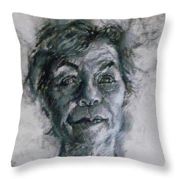 At 70 Throw Pillow
