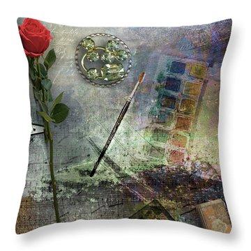 Atelier Throw Pillow