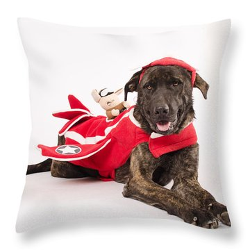 Athena Throw Pillow
