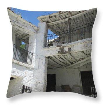 Atalbeitar Throw Pillow