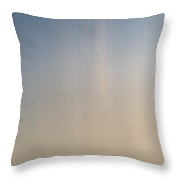 Throw Pillow featuring the photograph Atlantic Sunrise 2 by Kevin Blackburn