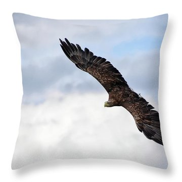 Attack Run Throw Pillow