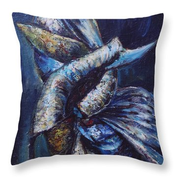 Attempt To Fly Throw Pillow