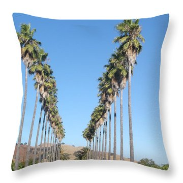 Attention To Details Throw Pillow