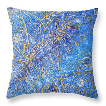 Attracting What You Want Throw Pillow