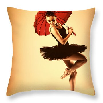 Audrey Would Throw Pillow