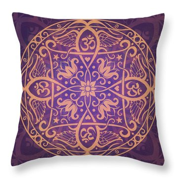 Hindu Throw Pillows