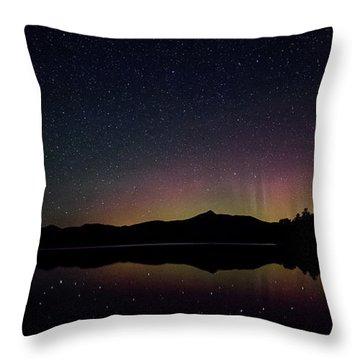 Aurora Chocorua Lake Throw Pillow