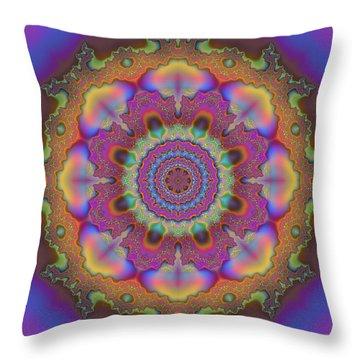 Aurora Graphic 026 Throw Pillow