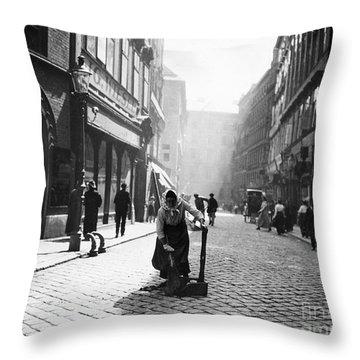 Austria: Vienna, 1916 Throw Pillow by Granger