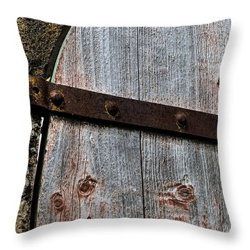 Throw Pillow featuring the photograph Autonomy-16 by Joseph Amaral