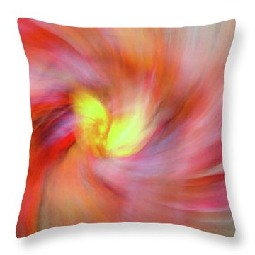 Autumn Foliage 12 Throw Pillow