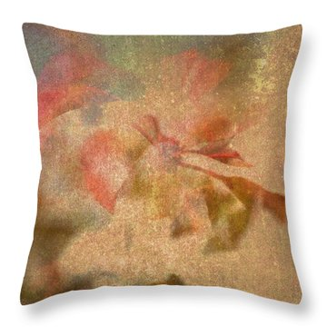 Autumn Fugue Throw Pillow