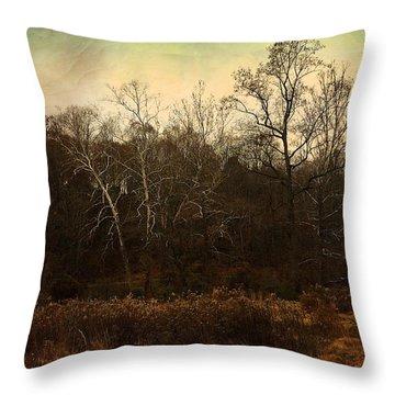 Autumn Majesty  Throw Pillow
