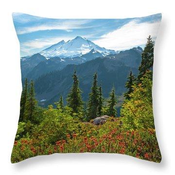 Autumn Is Calling Throw Pillow