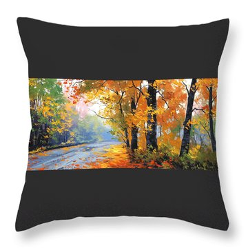 Elm Throw Pillows