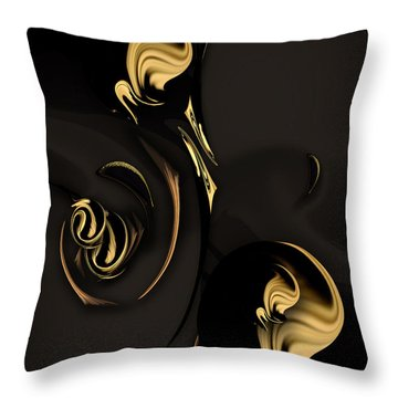 Autumnal Spirit Throw Pillow