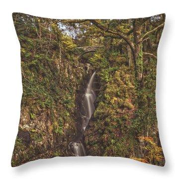 Aira Force Throw Pillows