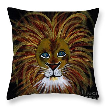 Avantar Throw Pillow