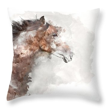 Avante Art Throw Pillow