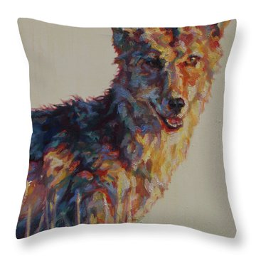 Avantist Throw Pillow