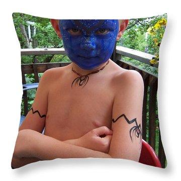 Avatar Fun Throw Pillow