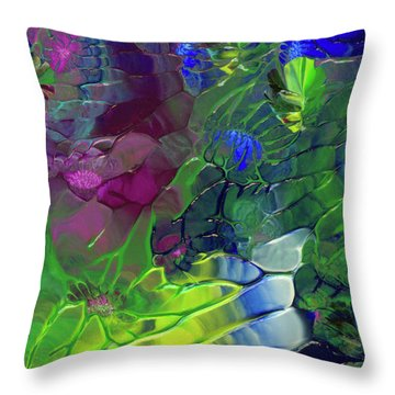 Avatar Throw Pillow
