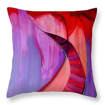 Avinu Malkeinu Throw Pillow