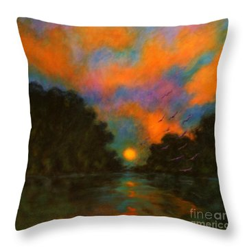 Awaken The Dream Throw Pillow