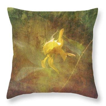 Awaken The Dreamer Throw Pillow