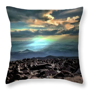 Awareness ... Throw Pillow