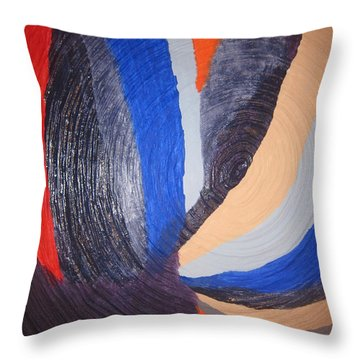 Awesome 6 Throw Pillow