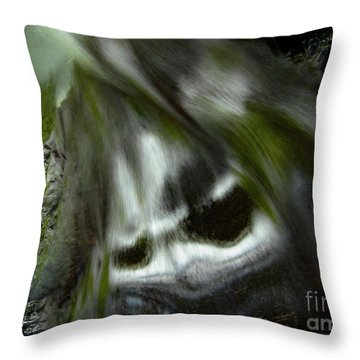 Throw Pillow featuring the photograph Awesome by Tatsuya Atarashi