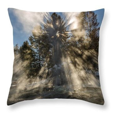 Awestruck Throw Pillow