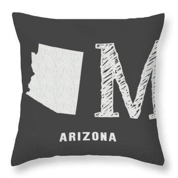 Az Home Throw Pillow