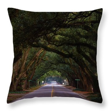Boundary Ave Aiken Sc 6 Throw Pillow