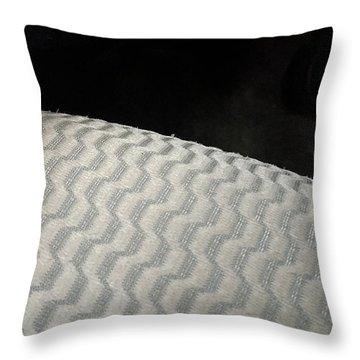 B/w 01 Throw Pillow