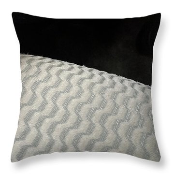 B/w 01 Throw Pillow